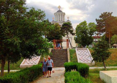 Biserica Manastirii Sfanta Maria - Techirghiol