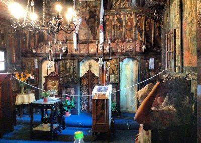 Manastirea Sfanta Maria - Techirghiol - interior
