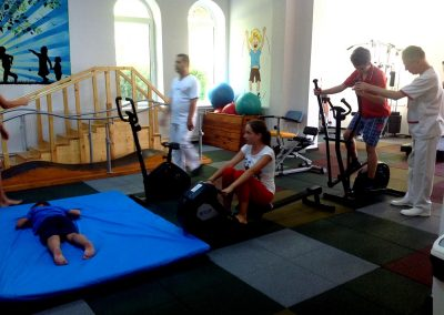 Sectia de Copii Sanatoriul Balnear si de Recuperare Techirghiol 5