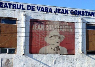 """Teatrul de vară """"Jean Constantin"""""""