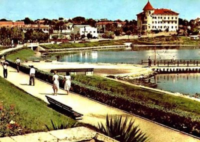 Parcul Faleza Techirghiol