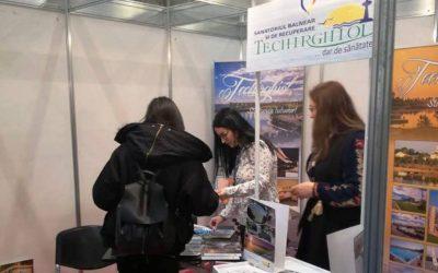 Stațiunea Balneară Techirghiol vă invită la Târgul de Turism al României 2018