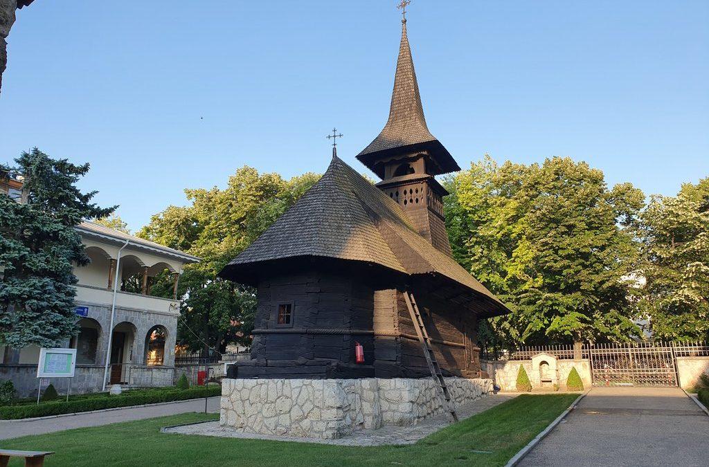 Manastirea Sfanta Maria din Techirghiol, popas pentru rugaciune, odihna si sanatate