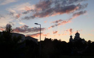 FOTOGRAFII: Apus de soare techirghiolean