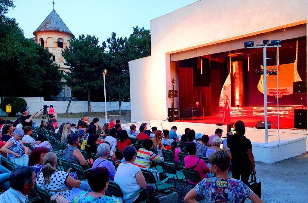"""Festivalul concurs de muzică ușoară pentru copii """"Glasul Speranțelor"""" a ajuns la cea de-a XVIII-a ediție"""