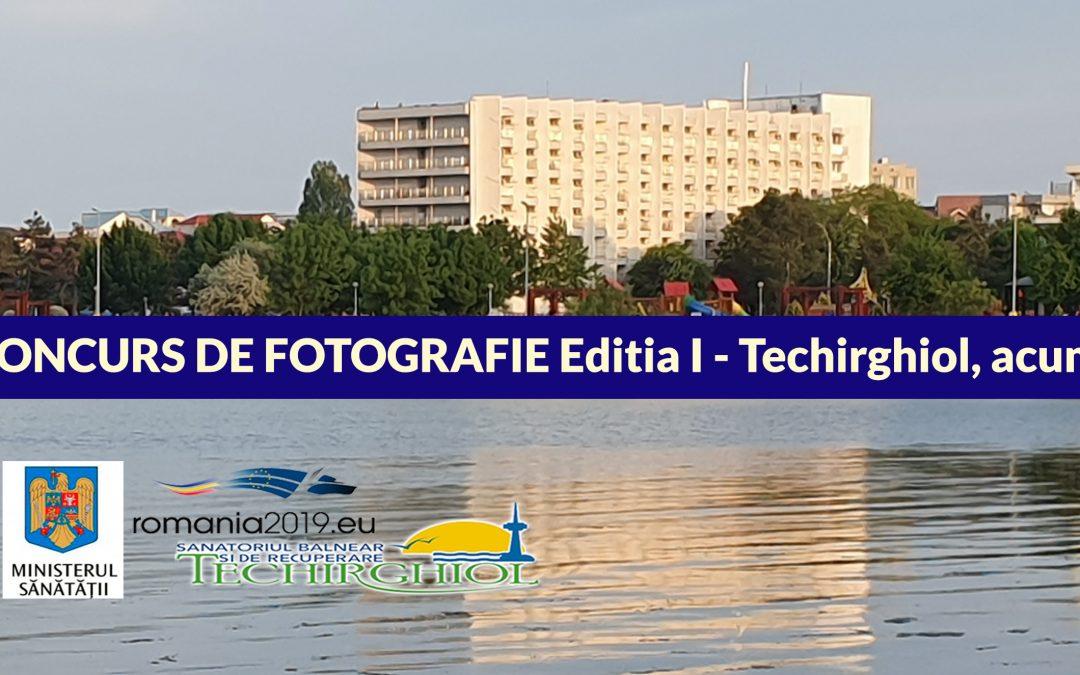 CONCURS DE FOTOGRAFIE EDIȚIA I – Techirghiol, acum!