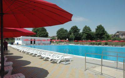 S-a deschis piscina Techirghiol pentru sezonul estival 2019