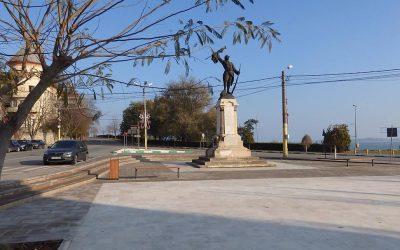 Monumentul Eroilor din Primul Război Mondial – Techirghiol