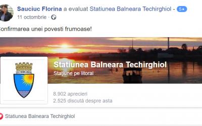 Parerea ta despre Statiunea Balneara Techirghiol