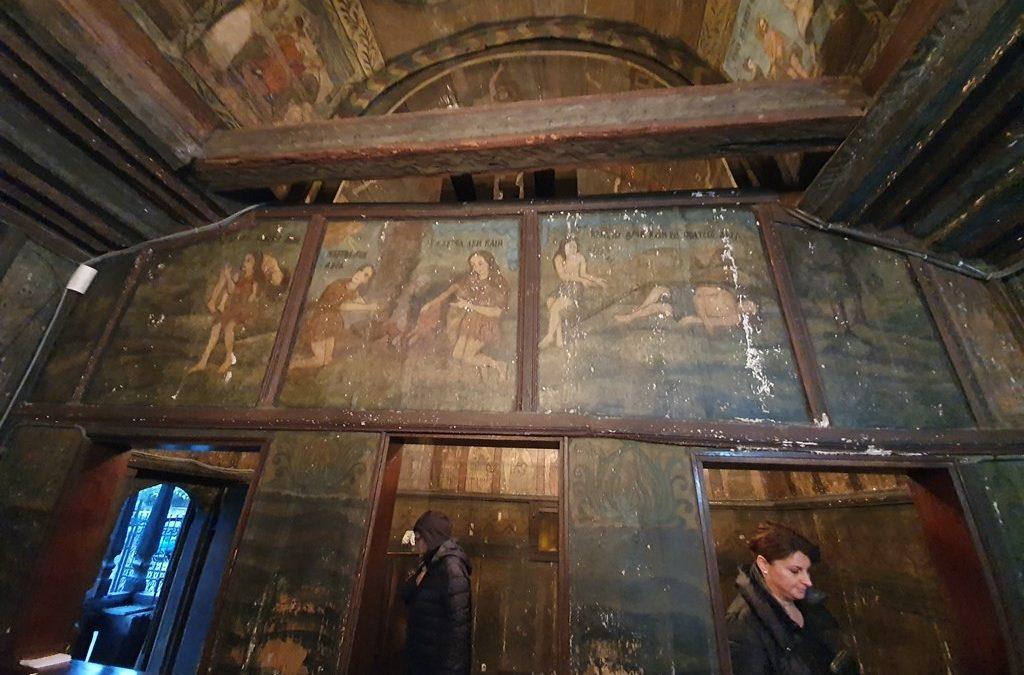 Povestea Manastirii Sfanta Maria de la Techirghiol