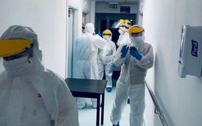 Sanatoriul Balnear și de Recuperare Techirghiol a fost desemnat spațiu de carantinare instituționalizată