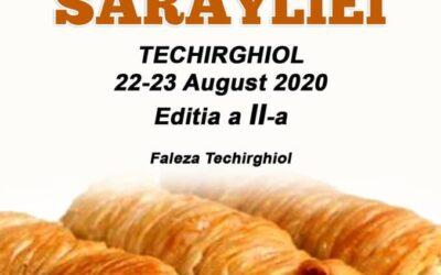 Va invitam la Festivalul Sarayliei – Techirghiol, Editia a II-a
