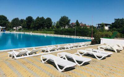 Complexul miniparc acvatic din Techirghiol este la dispozia turistilor