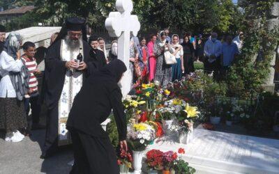 Un deceniu de la trecerea in nefiinta a Sfantului parinte Arhimandrit Arsenie Papacioc