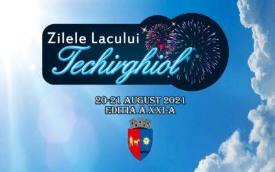 Va invitam la Zilele Lacului Techirghiol 2021!
