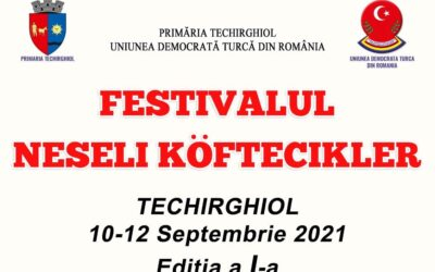 """Festivalul """"Chiftelutele Vesele"""" la Techirghiol"""